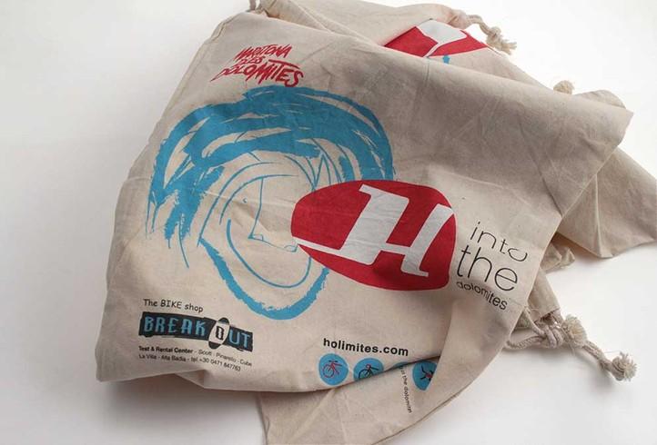 Sacchetto di tela / Canvas sack