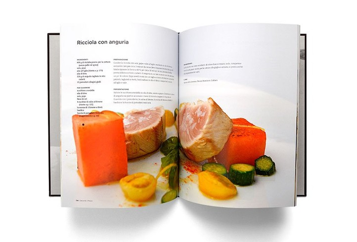 Libro di cucina / Cookbook