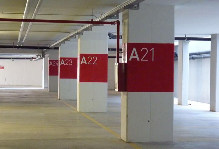 Segnaletica / Signage