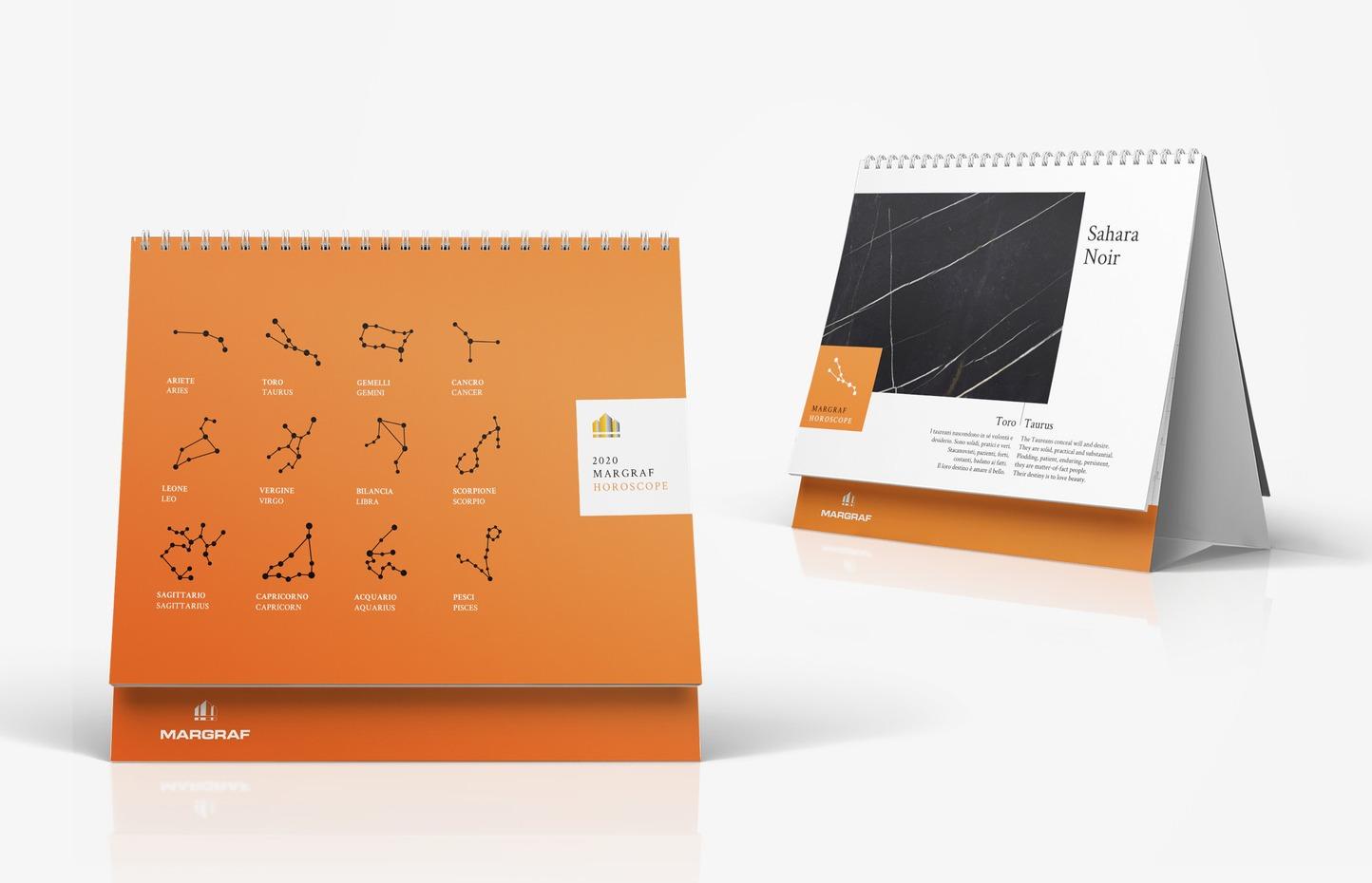 Calendario / Calendar 2020