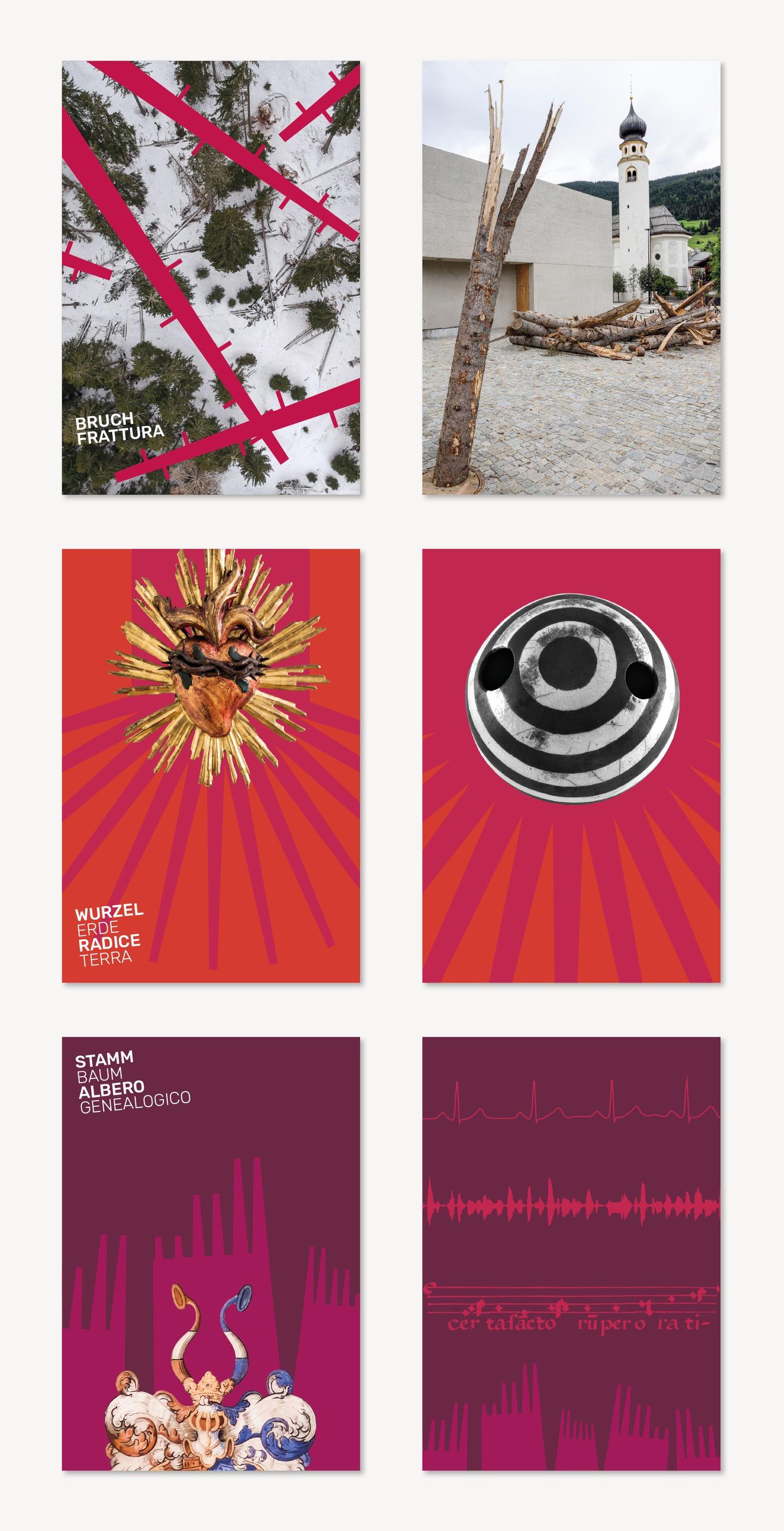 Mostra / Exhibition Noi Terra