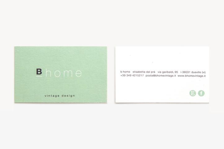 Biglietto da visita / Business card