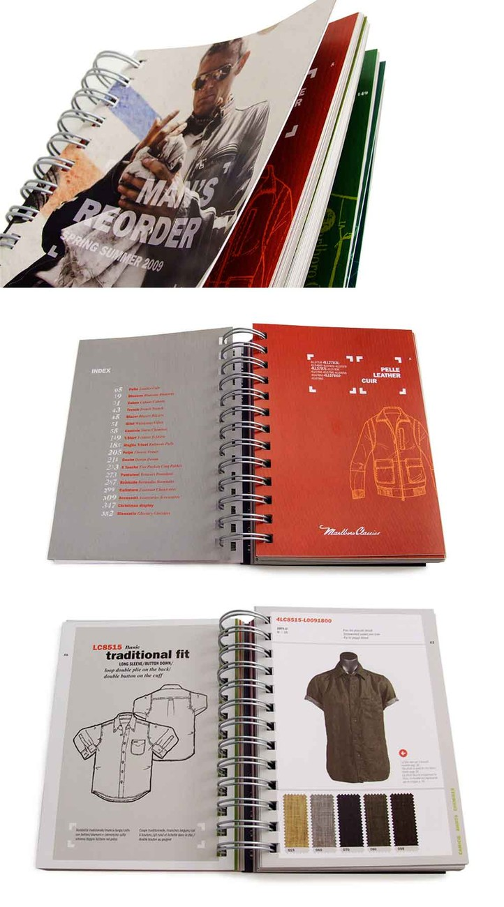 Catalogo / Reorder guide 2009