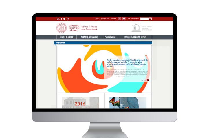 Web Centro di Ateneo per i Diritti Umani