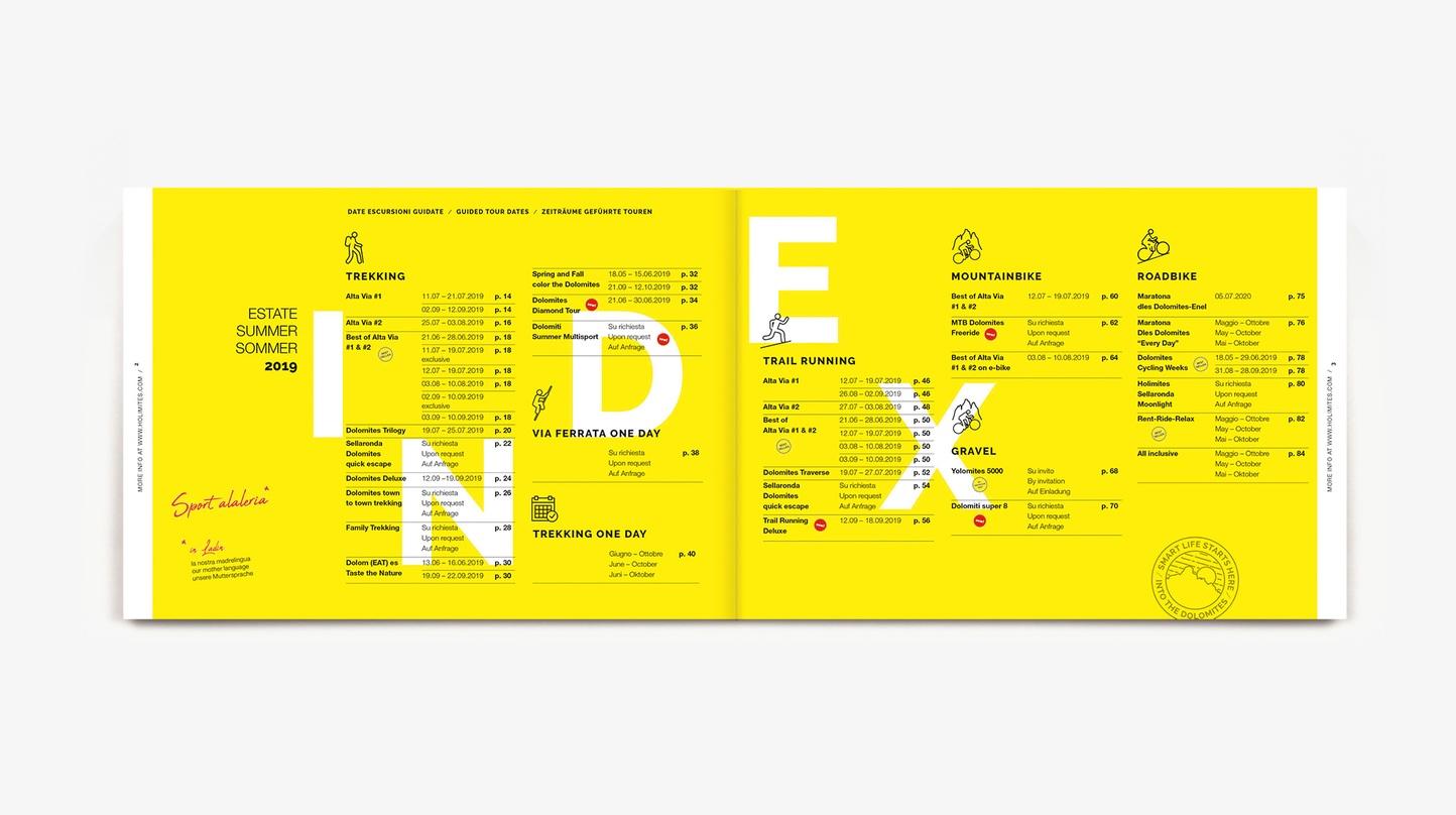 Catalogo / Brochure 2019