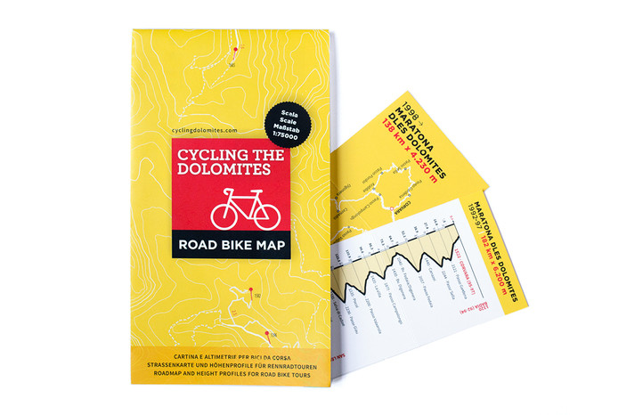 Mappe itinerari in bici da corsa / Road bike maps