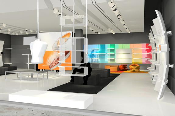 Allestimento negozio / Shop design