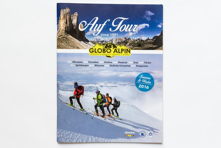 Catalogo / Brochure 2016