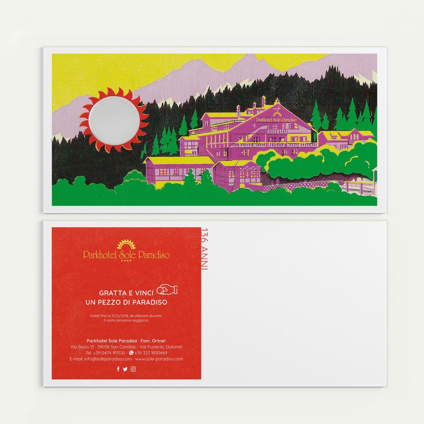 Cartolina / Postcard