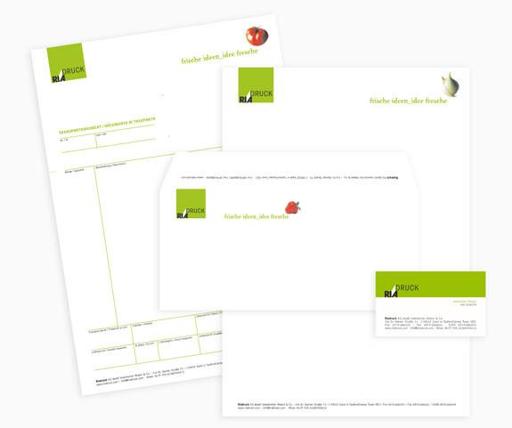 Immagine coordinata / Corporate identity