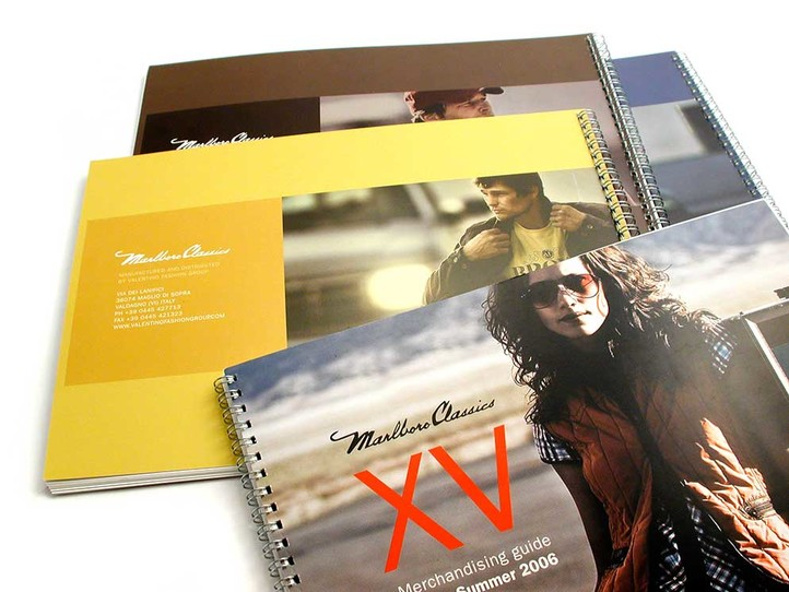 Catalogo / Merchandising guide 2006