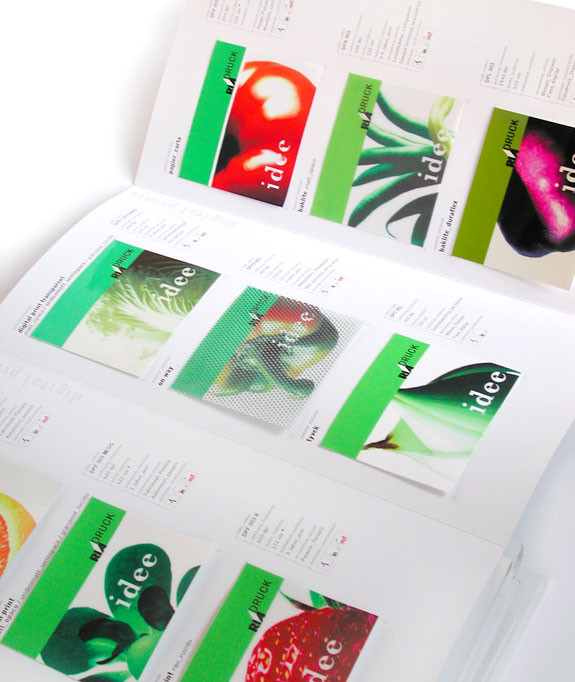 Catalogo / Brochure