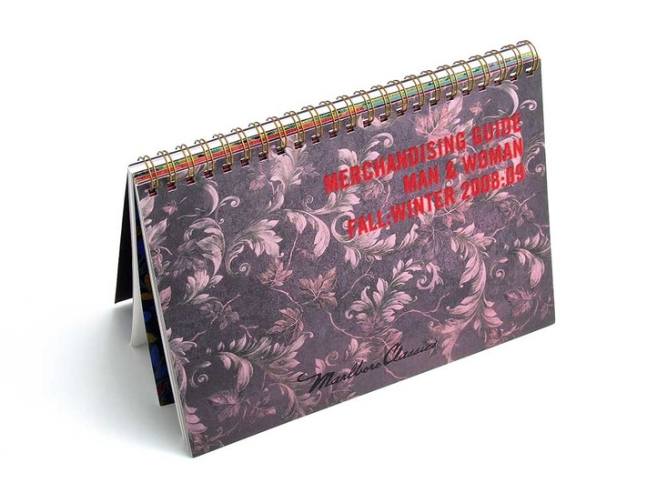 Catalogo / Merchandising guide 2009