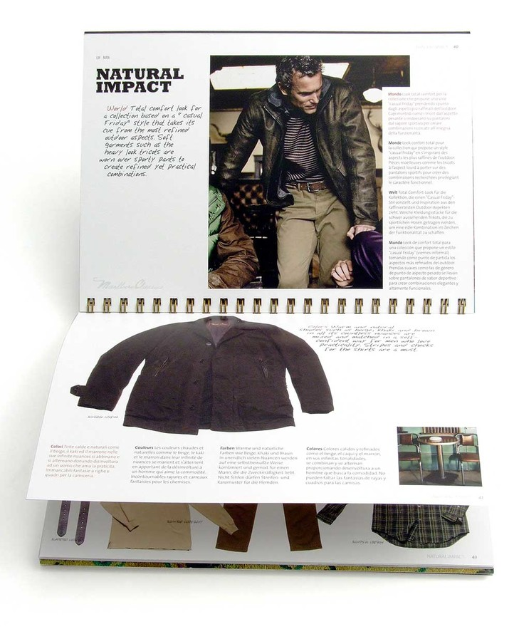Catalogo / Merchandising guide 2009