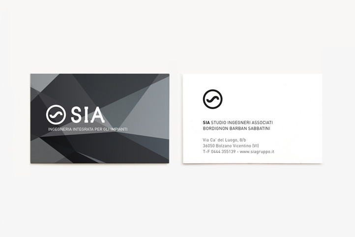 Biglietto da visita / Business card