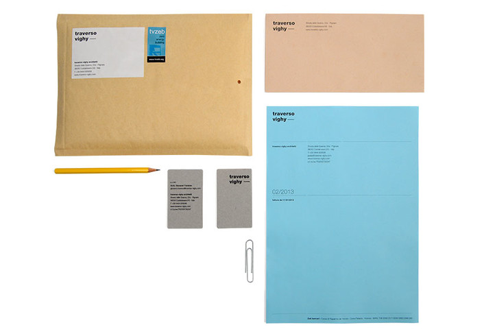 Immagine coordinata / Corporate identity