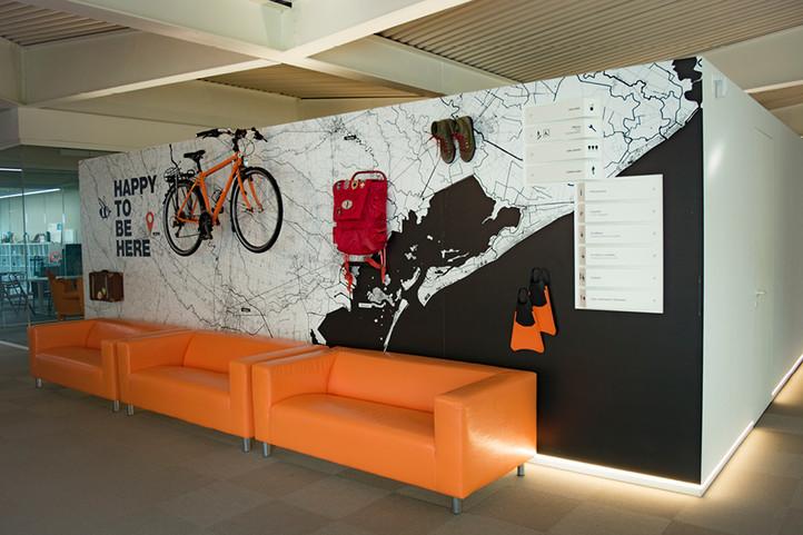 Installazione / Wall installation